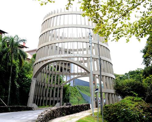 Pipa Pórtico - Turismo em Bento Gonçalves